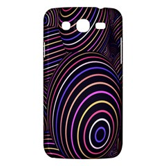 Abstract Colorful Spheres Samsung Galaxy Mega 5.8 I9152 Hardshell Case