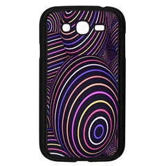Abstract Colorful Spheres Samsung Galaxy Grand DUOS I9082 Case (Black)