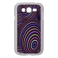 Abstract Colorful Spheres Samsung Galaxy Grand DUOS I9082 Case (White)