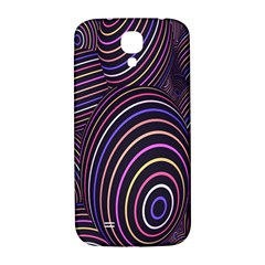 Abstract Colorful Spheres Samsung Galaxy S4 I9500/I9505  Hardshell Back Case
