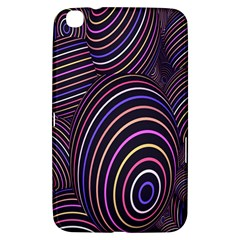 Abstract Colorful Spheres Samsung Galaxy Tab 3 (8 ) T3100 Hardshell Case