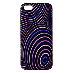 Abstract Colorful Spheres iPhone 5S/ SE Premium Hardshell Case