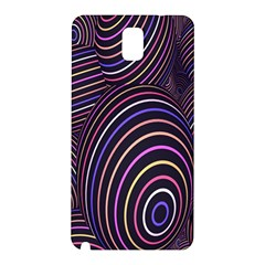 Abstract Colorful Spheres Samsung Galaxy Note 3 N9005 Hardshell Back Case