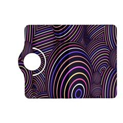 Abstract Colorful Spheres Kindle Fire HD (2013) Flip 360 Case