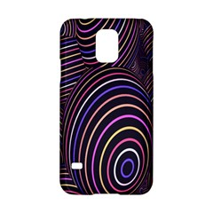 Abstract Colorful Spheres Samsung Galaxy S5 Hardshell Case
