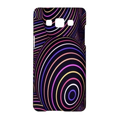 Abstract Colorful Spheres Samsung Galaxy A5 Hardshell Case