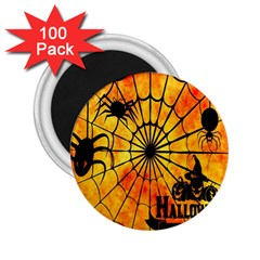 Halloween Weird  Surreal Atmosphere 2.25  Magnets (100 pack)