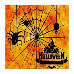 Halloween Weird  Surreal Atmosphere Medium Glasses Cloth