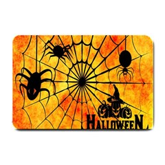 Halloween Weird  Surreal Atmosphere Small Doormat