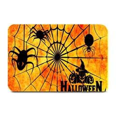 Halloween Weird  Surreal Atmosphere Plate Mats