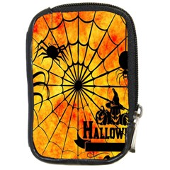 Halloween Weird  Surreal Atmosphere Compact Camera Cases