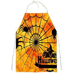Halloween Weird  Surreal Atmosphere Full Print Aprons