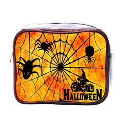 Halloween Weird  Surreal Atmosphere Mini Toiletries Bags