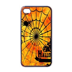 Halloween Weird  Surreal Atmosphere Apple Iphone 4 Case (black)