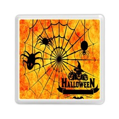 Halloween Weird  Surreal Atmosphere Memory Card Reader (square)