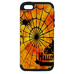 Halloween Weird  Surreal Atmosphere Apple iPhone 5 Hardshell Case (PC+Silicone)