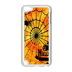 Halloween Weird  Surreal Atmosphere Apple iPod Touch 5 Case (White)