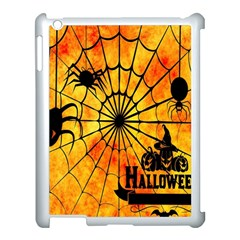 Halloween Weird  Surreal Atmosphere Apple Ipad 3/4 Case (white)