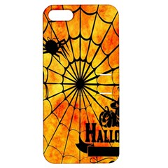 Halloween Weird  Surreal Atmosphere Apple iPhone 5 Hardshell Case with Stand
