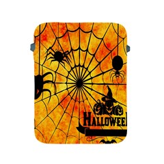Halloween Weird  Surreal Atmosphere Apple iPad 2/3/4 Protective Soft Cases
