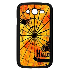 Halloween Weird  Surreal Atmosphere Samsung Galaxy Grand Duos I9082 Case (black)
