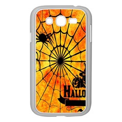 Halloween Weird  Surreal Atmosphere Samsung Galaxy Grand DUOS I9082 Case (White)