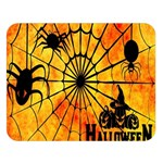 Halloween Weird  Surreal Atmosphere Double Sided Flano Blanket (Large)   Blanket Back