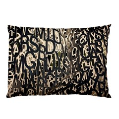 Wallpaper Texture Pattern Design Ornate Abstract Pillow Case (Two Sides)