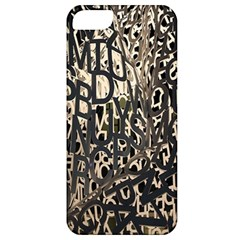Wallpaper Texture Pattern Design Ornate Abstract Apple iPhone 5 Classic Hardshell Case