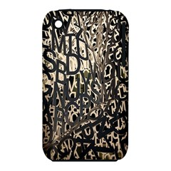 Wallpaper Texture Pattern Design Ornate Abstract iPhone 3S/3GS