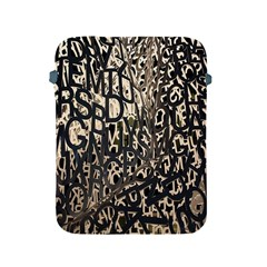 Wallpaper Texture Pattern Design Ornate Abstract Apple iPad 2/3/4 Protective Soft Cases