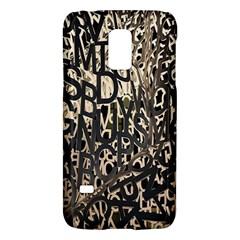 Wallpaper Texture Pattern Design Ornate Abstract Galaxy S5 Mini