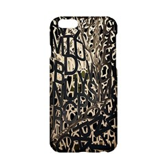 Wallpaper Texture Pattern Design Ornate Abstract Apple iPhone 6/6S Hardshell Case