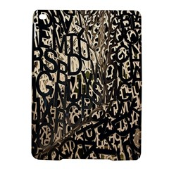 Wallpaper Texture Pattern Design Ornate Abstract Ipad Air 2 Hardshell Cases