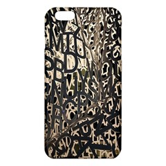 Wallpaper Texture Pattern Design Ornate Abstract iPhone 6 Plus/6S Plus TPU Case