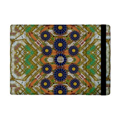 Fleur Flower Porcelaine In Calm Apple iPad Mini Flip Case
