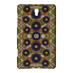 Fleur Flower Porcelaine In Calm Samsung Galaxy Tab S (8 4 ) Hardshell Case