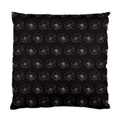 Floral pattern Standard Cushion Case (Two Sides)