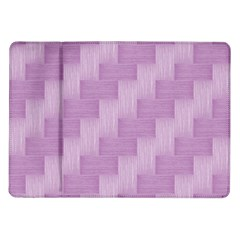 Purple pattern Samsung Galaxy Tab 10.1  P7500 Flip Case