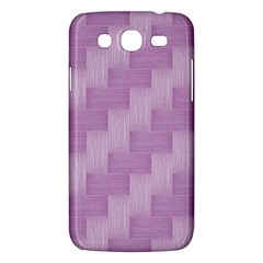 Purple pattern Samsung Galaxy Mega 5.8 I9152 Hardshell Case