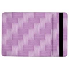 Purple pattern iPad Air 2 Flip
