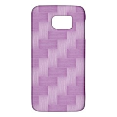 Purple pattern Galaxy S6