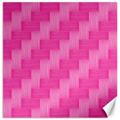 Pink pattern Canvas 20  x 20