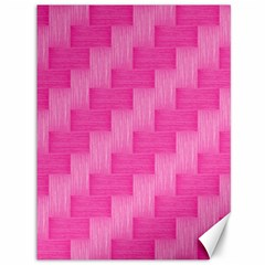 Pink pattern Canvas 36  x 48