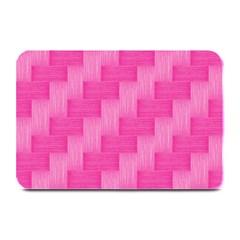 Pink pattern Plate Mats