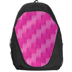 Pink pattern Backpack Bag