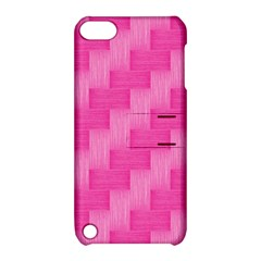 Pink pattern Apple iPod Touch 5 Hardshell Case with Stand