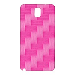 Pink pattern Samsung Galaxy Note 3 N9005 Hardshell Back Case