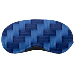Blue pattern Sleeping Masks