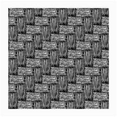 Gray pattern Medium Glasses Cloth (2-Side)